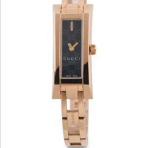 PRICE DROP NWT GUCCI Swiss Made Link Watch